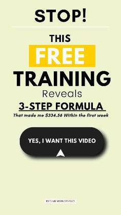 Own Business Ideas, Legitimate Online Jobs, One Week, Free Training, Work From Home Jobs, Earn Money Online, Passive Income, Way To Make Money, Extra Money