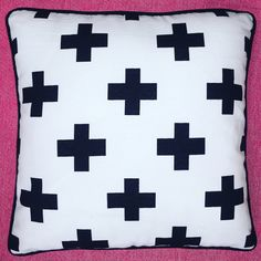 Tuto Couture coussin passepoil fermeture