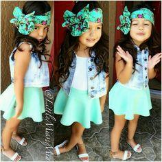 Prendas para ni as de 8 a os verano buscar con google vestidos para ni as pinterest - Monalisa moda infantil ...