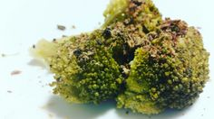 Brocoli with Biltong. One of our finest discoveries. Add taste only by sprinkling our exclusive Mediterranean Gourmet Biltong made in Barcelona. Biltong, Broccoli, Barcelona, Vegetables, Food, Gourmet, Recipes, Essen, Barcelona Spain