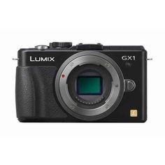 #Panasonic_Lumix_DMC_GX1 with 32% #discount. Digital SLR, 16 MP, USB, Secure Digital, SDHC, SDXC, 272 g. Buy now at £249.99 http://www.comparepanda.co.uk/product/12762572/panasonic-lumix-dmc-gx1