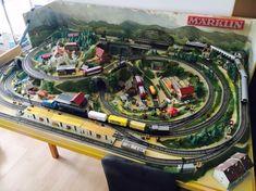 Ho Trains, Model Trains, Lego Track, Train Ho, Train Miniature, Third Rail, Model Railway Track Plans, Standard Gauge, Train Table