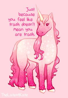 These 22 Anxiety Comics Pair Smiling Animals With Words of Encouragement Inspirational Animal Quotes, Cute Animal Quotes, Cute Quotes, Motivational Quotes, Fox Quotes, Unicorn Quotes, Unicorn Quiz, Oeuvre D'art, Cute Drawings