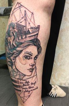 Anki Michler tattoo