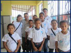 Niños y adolecentes acogidos en casa María Del Mar para su integración en todos sus sentidos para su desarrollo humano