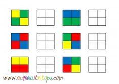 etiket ile örüntü çalışmaları (2) Preschool Learning Activities, Preschool Activities, Kids Learning, Lego Math, Lego Duplo, Visual Perception Activities, Montessori Materials, Kids Education, Infant Activities