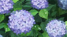 New Beginnings 66 Aesthetic Painting, Aesthetic Drawing, Aesthetic Gif, Flower Aesthetic, Simple Flower Drawing, Easy Flower Painting, Anime Gifs, Anime Art, Arte 8 Bits
