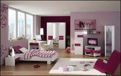Teen Girls Room