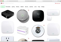 List of all HomeKit compatible devices ...