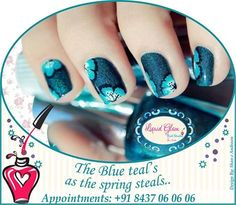 Liquid Glam famous for Nail arts, design,and best saloon or studio in Tri city Chandigarh. for more information call us +91 8437060606 http://nailextensionartstudioinchandigarh.blogspot.in/