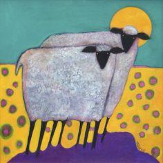 Sheepish by Leslie Trewyn