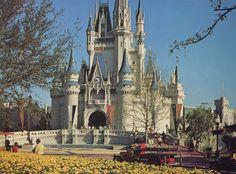 Vintage Cindy's castle