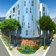 Potrero 1010, South of Mission Bay, in-unit, dog run, $3500 for 650sqft, loads of grass