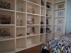 Seashell room #seashells