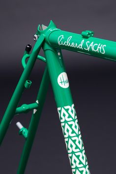 The Bicycle Frames of New Craft | The Radavist