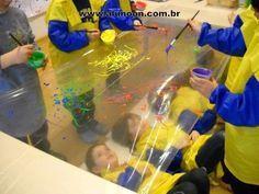 54 Atividades sobre Pintura infantil e técnicas - Educação Infantil - Aluno On