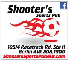 SHOOTER'S SPORTS PUB  OCEAN CITY MD