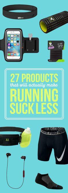 Make running easier on your body, starting now.
