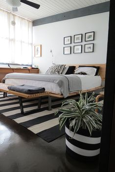 Master Bedroom | A Goode House