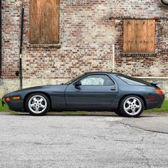 The Porsche 928, sometimes referred to as the #landshark