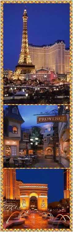 Paris Hotel - Las Vegas #Luxurydotcom
