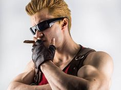 It's Time To Kick Ass And Cosplay As Duke Nukem