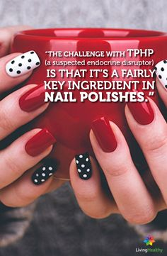 There's yet another reason why your monthly mani-pedi may not be such a treat after all—and this time it has to do with your hormones. Click through to learn more.