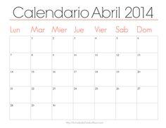 http://actividadesfamilia.about.com/od/Calendarios/ss/Calendarios-Mensuales-2014-Para-Imprimir_5.htm