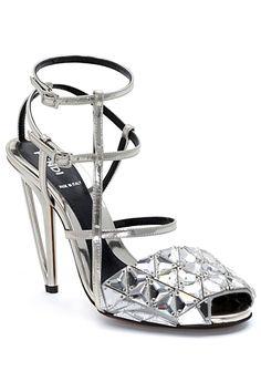 072e0c6f97592 Fendi - Shoes - 2014 Spring-Summer White Sandals