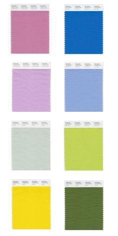 Redo it Design   Posy Palette for Spring / Summer 2014