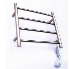 Modern Simple Wall Mounted Stainless Steel Towel Warmer 40W