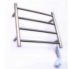 Modern Simple Wall Mounted Stainless Steel Towel Warmer 40W