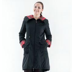 Женская утепленная парка Fortune Urban Fashion, Parka, Raincoat, Jackets, Rain Jacket, Down Jackets, Urban Street Fashion, Parkas
