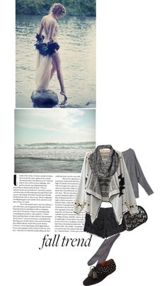 """""""Fall Trend : Laces"""" by tea-n-t ❤ liked on Polyvore"""