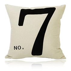 FunD Cotton Blend Linen Printed Letter Decorative Square Cushion Covers Throw Pillow Case Christmas Gift Home Decoration Inch ** You can get additional details at the image link. (This is an affiliate link) Cushion Covers, Pillow Covers, Throw Pillow Cases, Throw Pillows, Image Link, Christmas Gifts, Cushions, Lettering, Printed