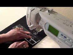 Free Motion Quilting: Ruler Work