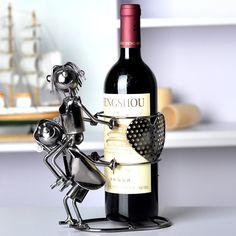 Hot Sale Wine Holders Wine Rack Bottle Rack Wine Racks Wine Glass Rack Home Decorations Valentine's Gift