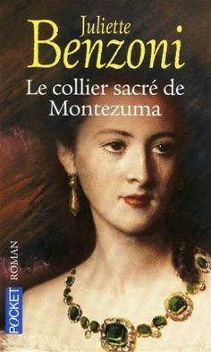 Couverture de Le collier sacré de Montezuma