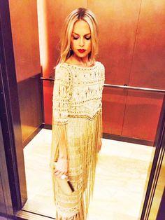 The Making Of Rachel Zoe's 2015 CFDA Gown | The Zoe Report