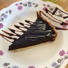 Chocolate Tart @ Habitat Coffee