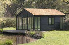 Garden Office Company - Offices, Studios & Garden Rooms - Images Gallery