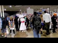 Anime North 2014 - Artist Alley - YouTube