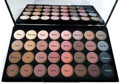 BS-MALL New 14 Pcs Makeup Brushes Premium Synthetic Kabuki Makeup Brush Set Cosmetics Foundation Blending Blush Eyeliner Face Powder Brush Makeup Brush Kit(golden Pink) - Cute Makeup Guide Matte Makeup, Skin Makeup, Makeup Eyeshadow, Flawless Makeup, Eyeshadows, Makeup Box, Matte Eyeshadow, Eyebrow Makeup, Eyeshadow Palette