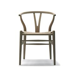 Shop SUITENY for the CH24 Wishbone chair in oak designed by Hans J. Wegner for Carl Hansen & Son and more Danish furniture, original midcentury furniture,