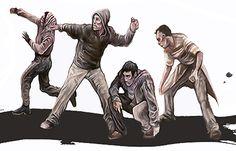 revolution/the bomb. 2013.