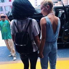 Kylie & Hailey