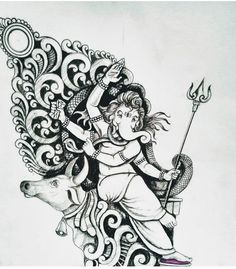 Ganpati Ganesh Ganesha Sketch, Ganesha Drawing, Lord Ganesha Paintings, Ganesha Art, Shiva Sketch, Baby Ganesha, Ganesha Pictures, Ganesh Images, Shiva Art