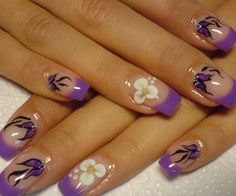 Simple and Easy Nail Designs