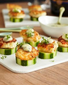 Our 10 Best Fingerfood Recipe for a Rushing Fest – Appetizers Elegant Appetizers, Holiday Appetizers, Appetizer Recipes, Snack Recipes, Healthy Recipes, Party Recipes, Brunch Buffet, Party Buffet, Party Finger Foods