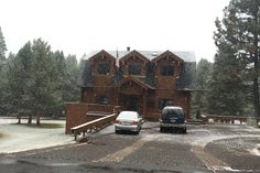 HUGE Mountain Log Cabin  - vacation rental in South Lake Tahoe, California. View more: #SouthLakeTahoeCaliforniaVacationRentals